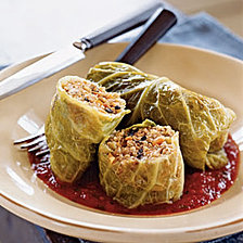 Stuffed Cabbage  $5.60