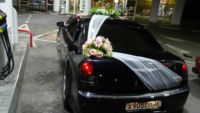 Воронеж машина для свадьбы