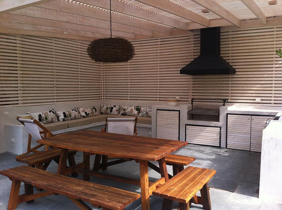 Obraa terrazas y quinchos for Modelos de ceramicas para terrazas