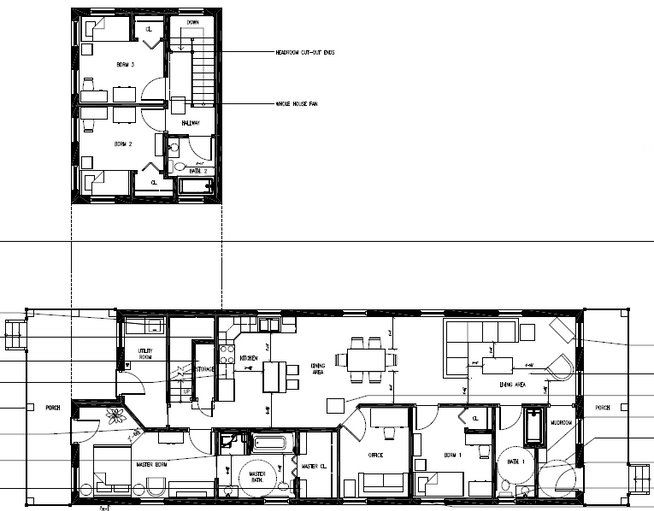 Shotgun house floor plan open shotgun style house plans for New orleans home floor plans