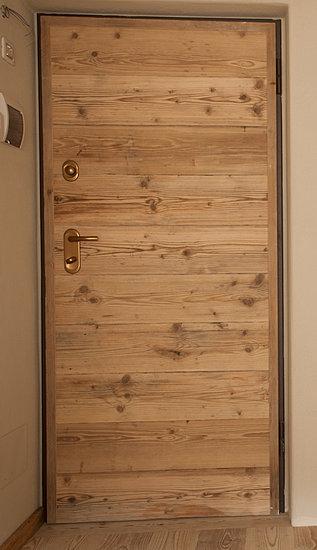 Porte in legno vecchio porte artigianali in legno antico - Porta scorrevole esterno muro fai da te ...