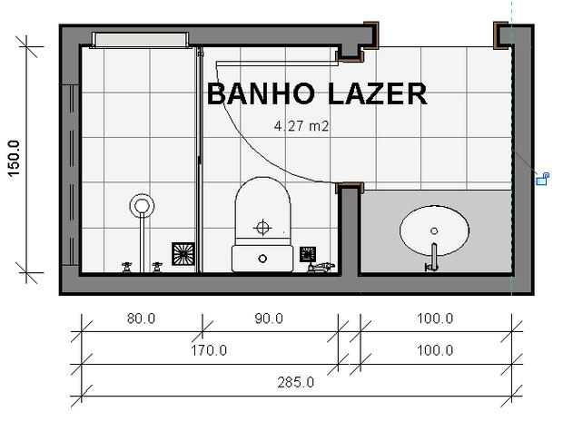Largura minima pia banheiro : Banheiros singles s?rie pr? dimensionamento de ambientes