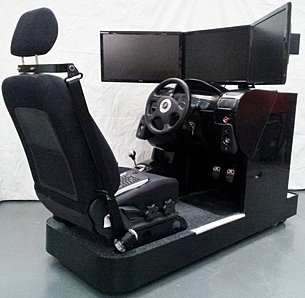 driving simulator, driver training simulator, driver training simulators