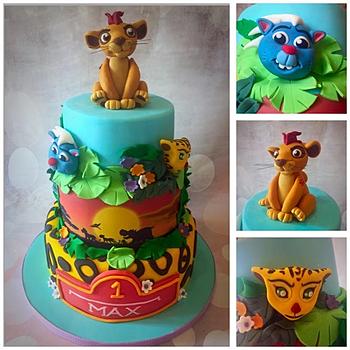 The Wonderful Cake Company Birthday Cakes Nottingham