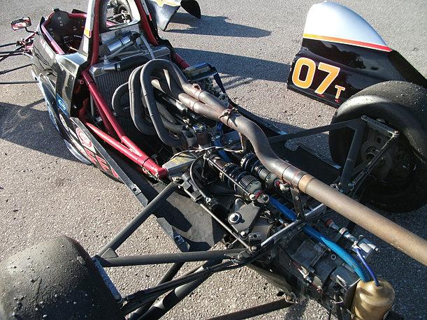 Vintage Racer Formula Ford
