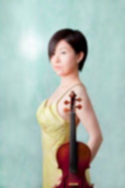 Riyo Uemura Violin Berlin Tokyo Japanese Soloist