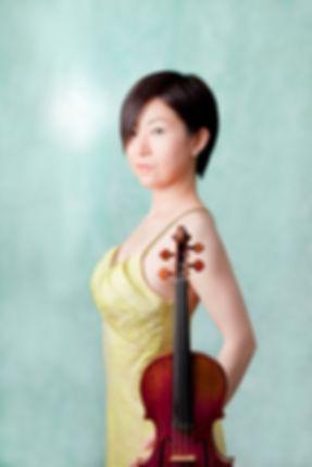 Riyo Uemura Photo Violin
