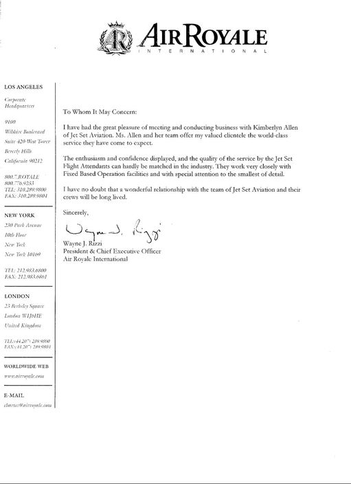 Attendant Training - Flight Attendants | letters-of-recommendation