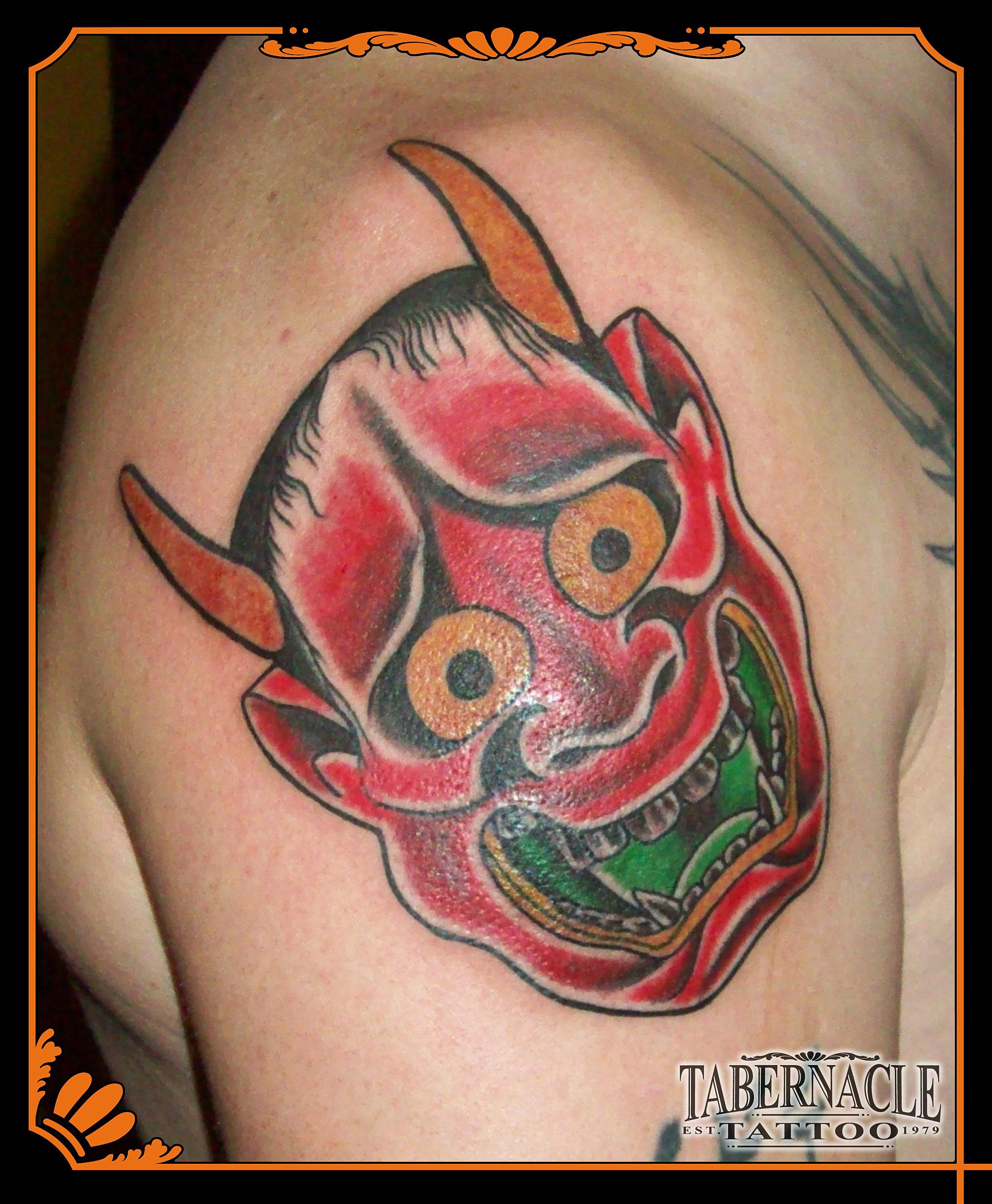 Tabernacle tattoo tampa hanya mask tattoo for Tattoo shops in ybor