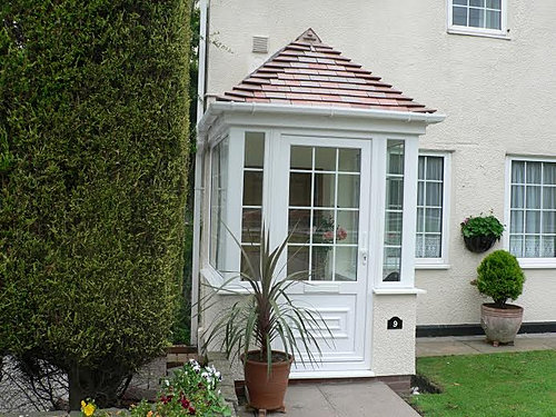 Window fix of solihull double glazing 0121 704 1339 for Double glazed porches