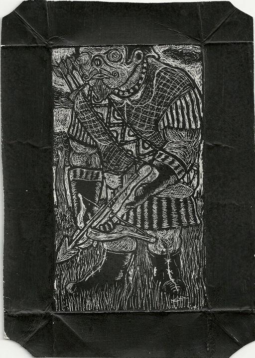 Arqueiro Medieval