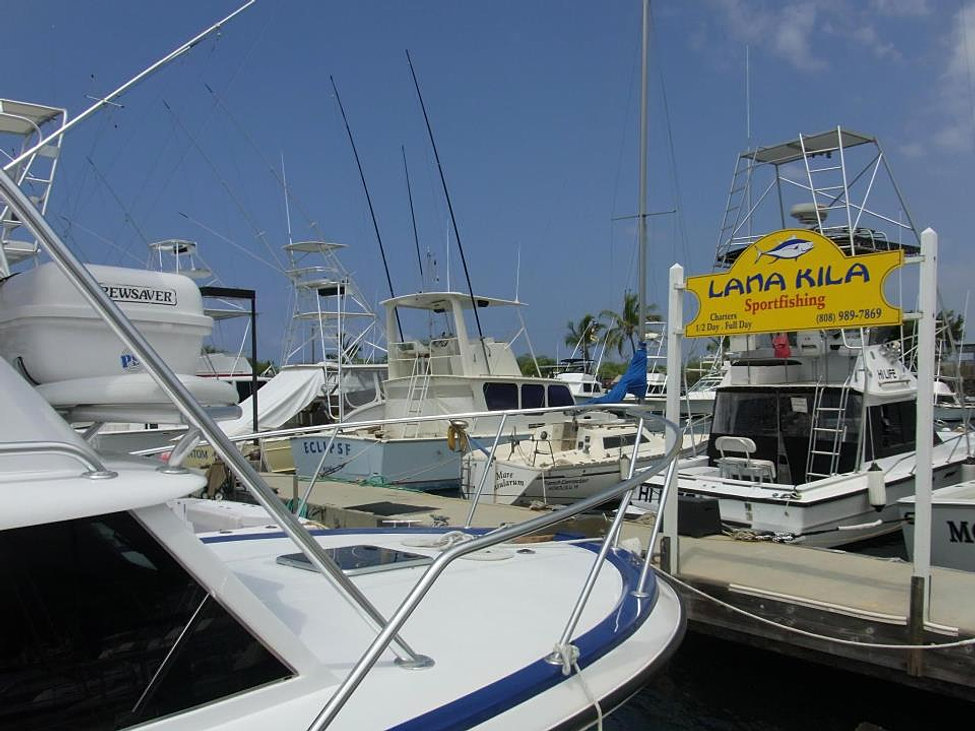 Lanakila greenstick fishing charter kona hawaii for Hawaii fishing charters