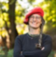 Waldcoach Solveig Schmidt