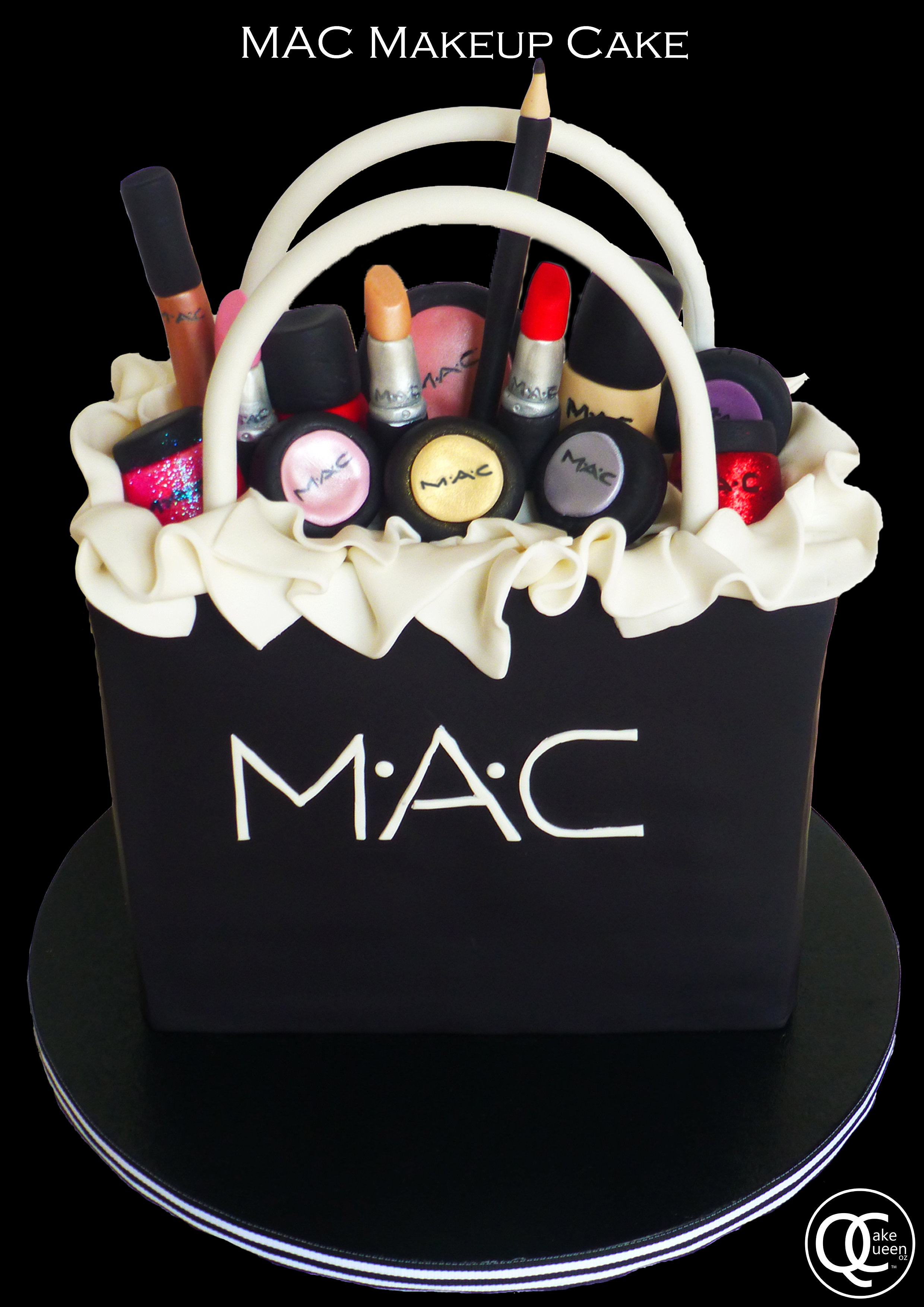 Birthday Cake Images Makeup