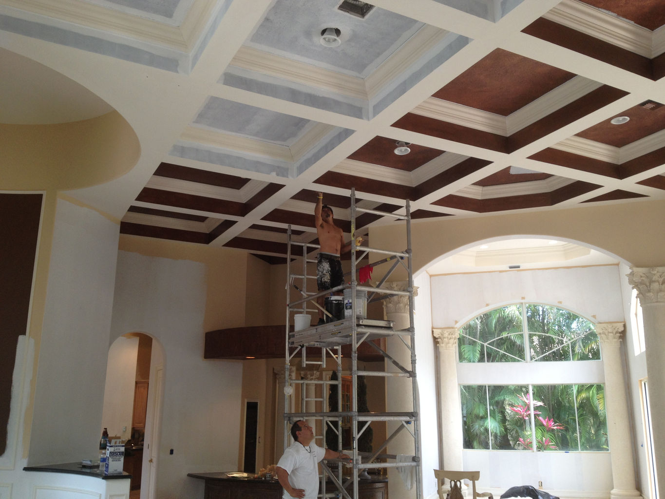 House painting wallpaper installation 786 389 3914 for House painting miami