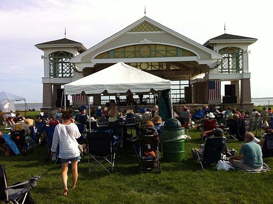 The 2013 LI Bluegrass Festival