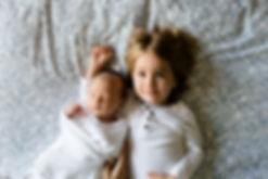 young siblings