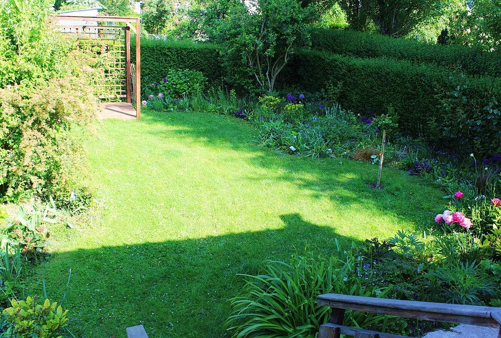 Jardin fleuri par carr nature for Jardin fleuri lyon 9