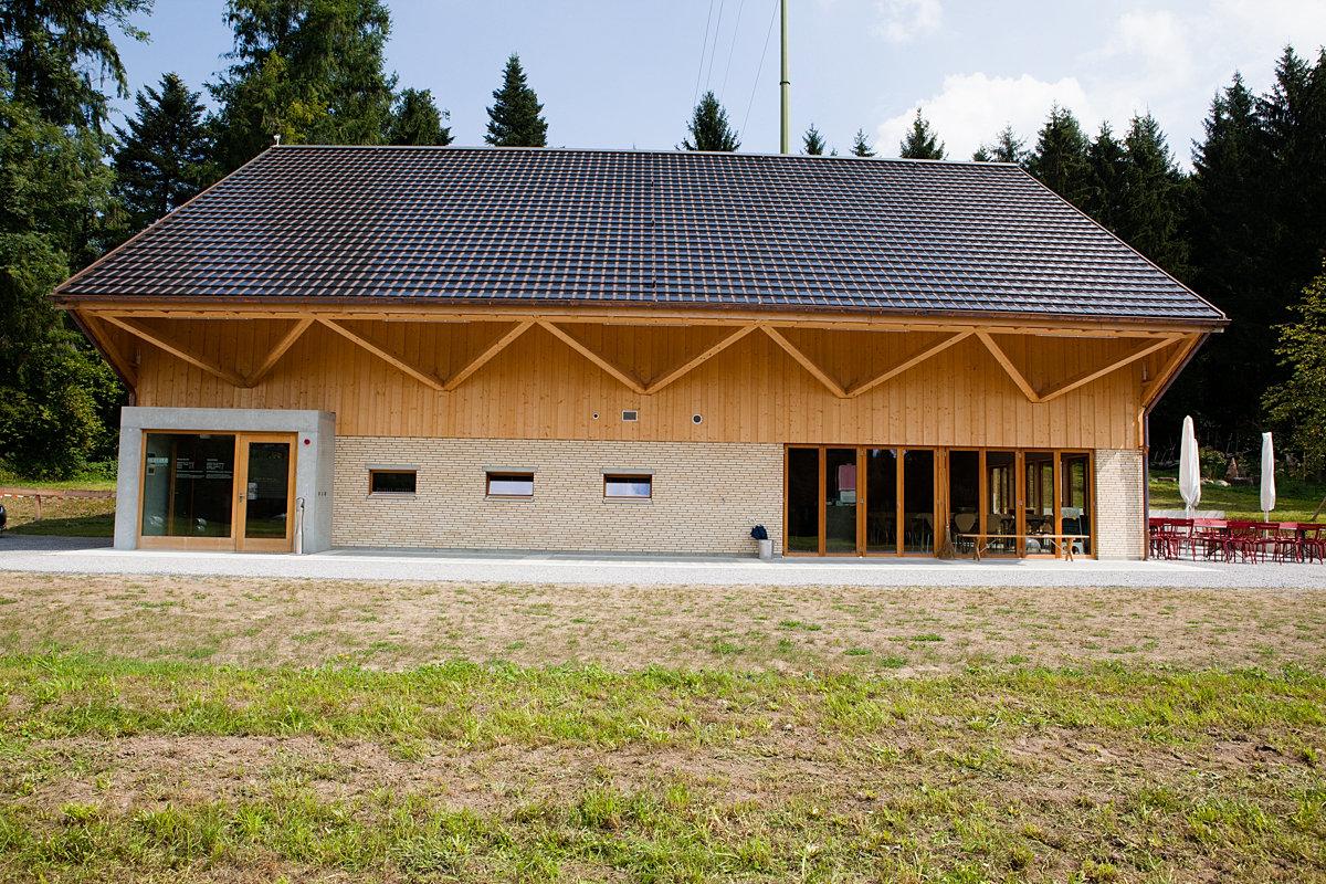 schuler + helfenstein ag  Dach  Fassade  Solar  Cham