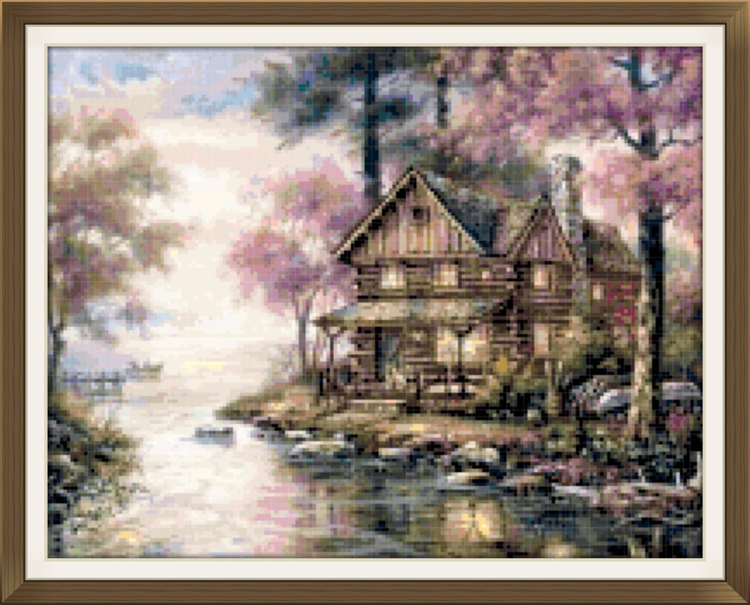 Unique Counted Cross Stitch Patterns Personalized For