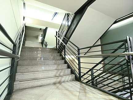 Amazing Commercial Stairs