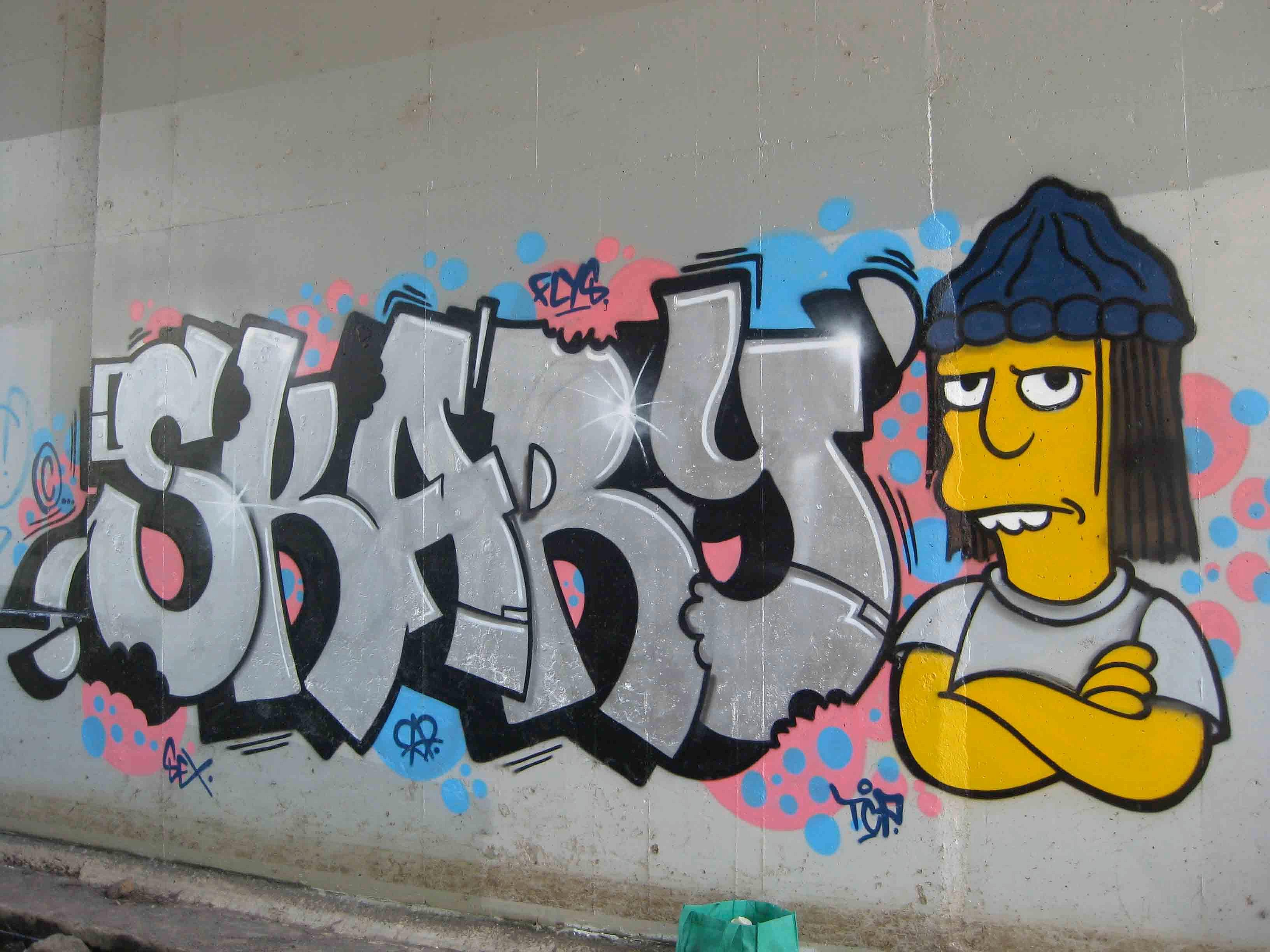 Как из картинки сделать граффити вконтакте