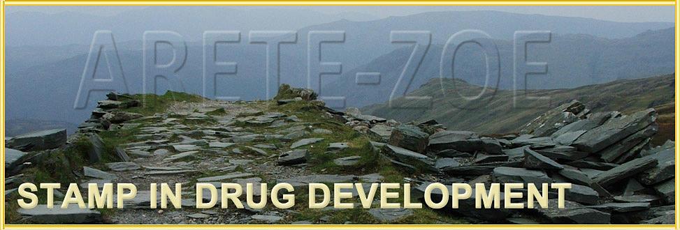 STAMP ve vývoji léčiv