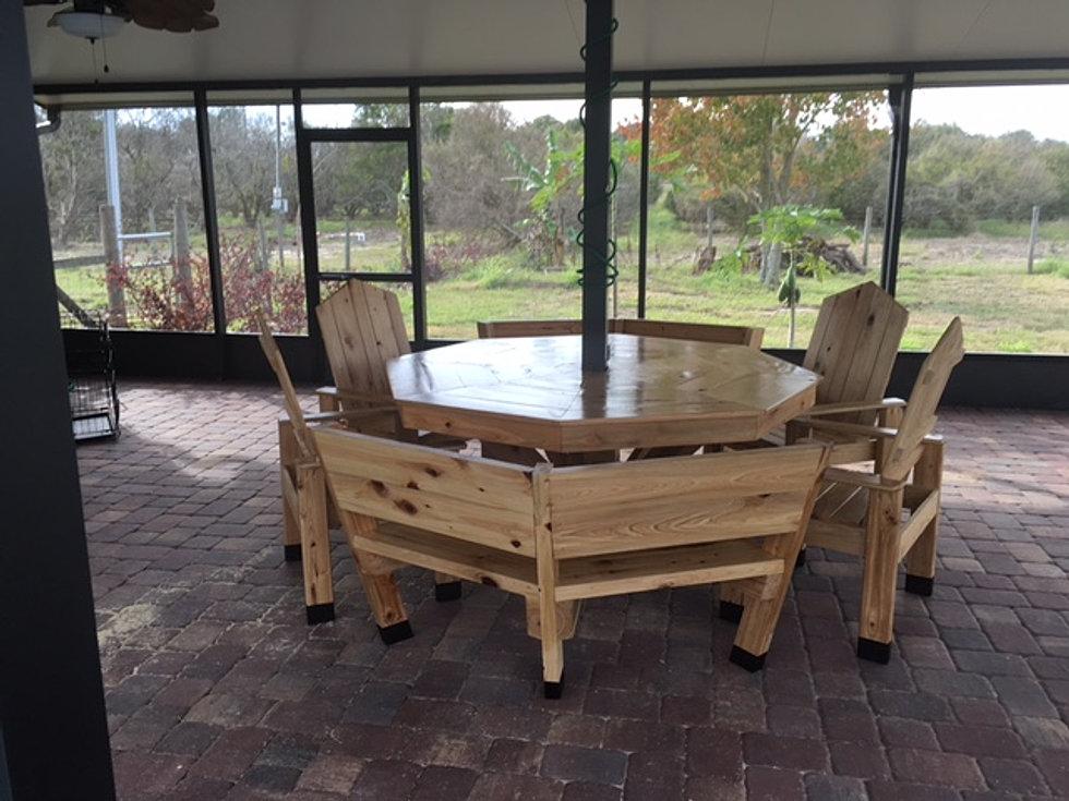Ellis industries interior finish work log rustic for Abanos furniture industries decoration llc