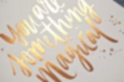 jasmine dowling | copper foil