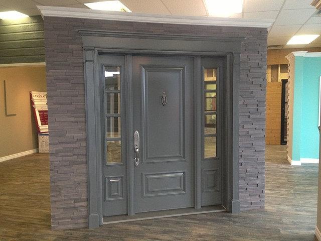 Fenl x portes et fen tres montr al fenplast portes d for Fenetre fenplast
