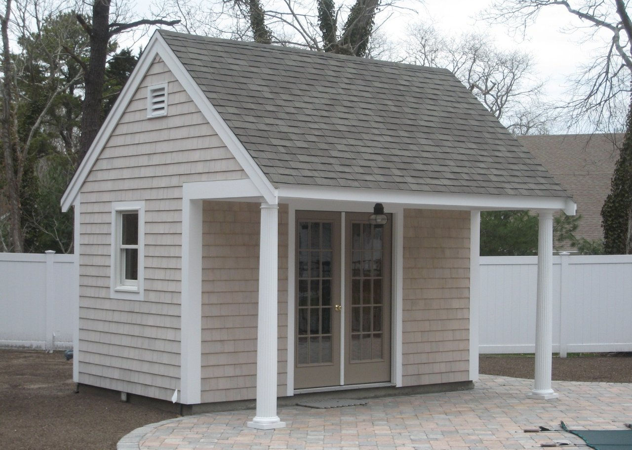 Garden Sheds With Porch sheds with porch 10 traditional in ideas