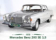Mercedes-Benz 280 SE 3,5 Coupé