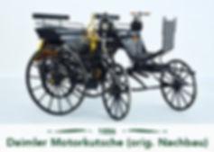 Daimler Motorkutsche