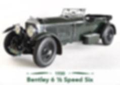 Bentley 6 ½ Speed Six