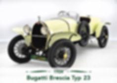 Bugatti Brecia T23