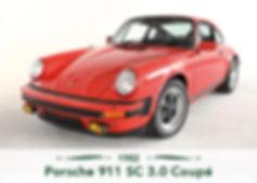 Porsche 911 SC 3.0 Coupé