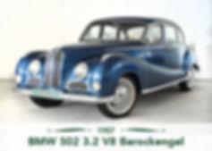 BMW 502 3,2 V8 Barockengel