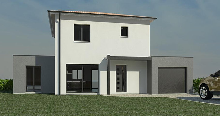 French home builder for Etude maitre d oeuvre
