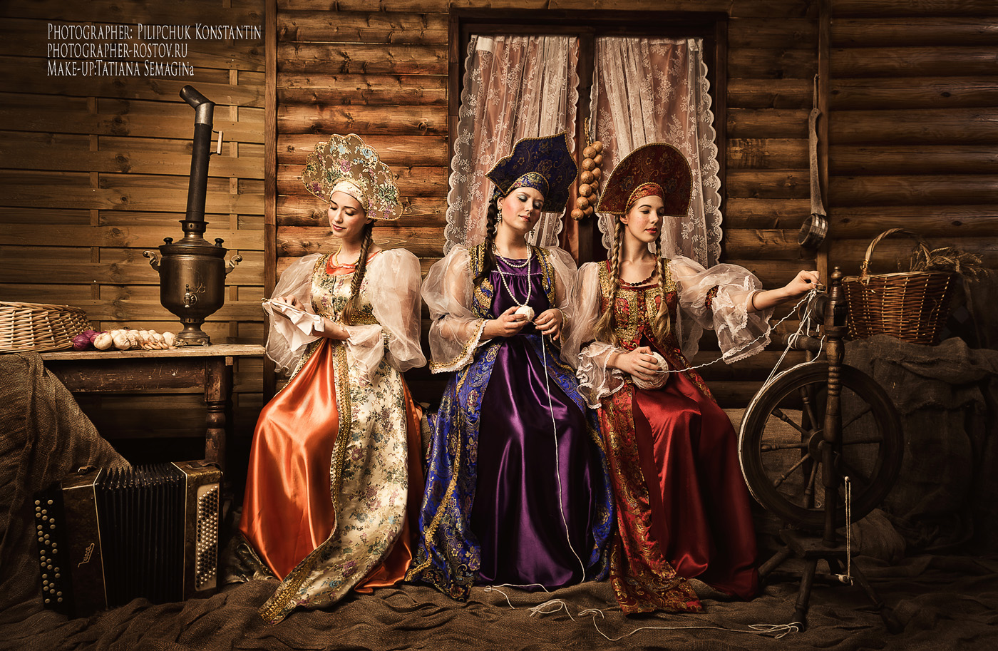 С русской девицей 10 фотография