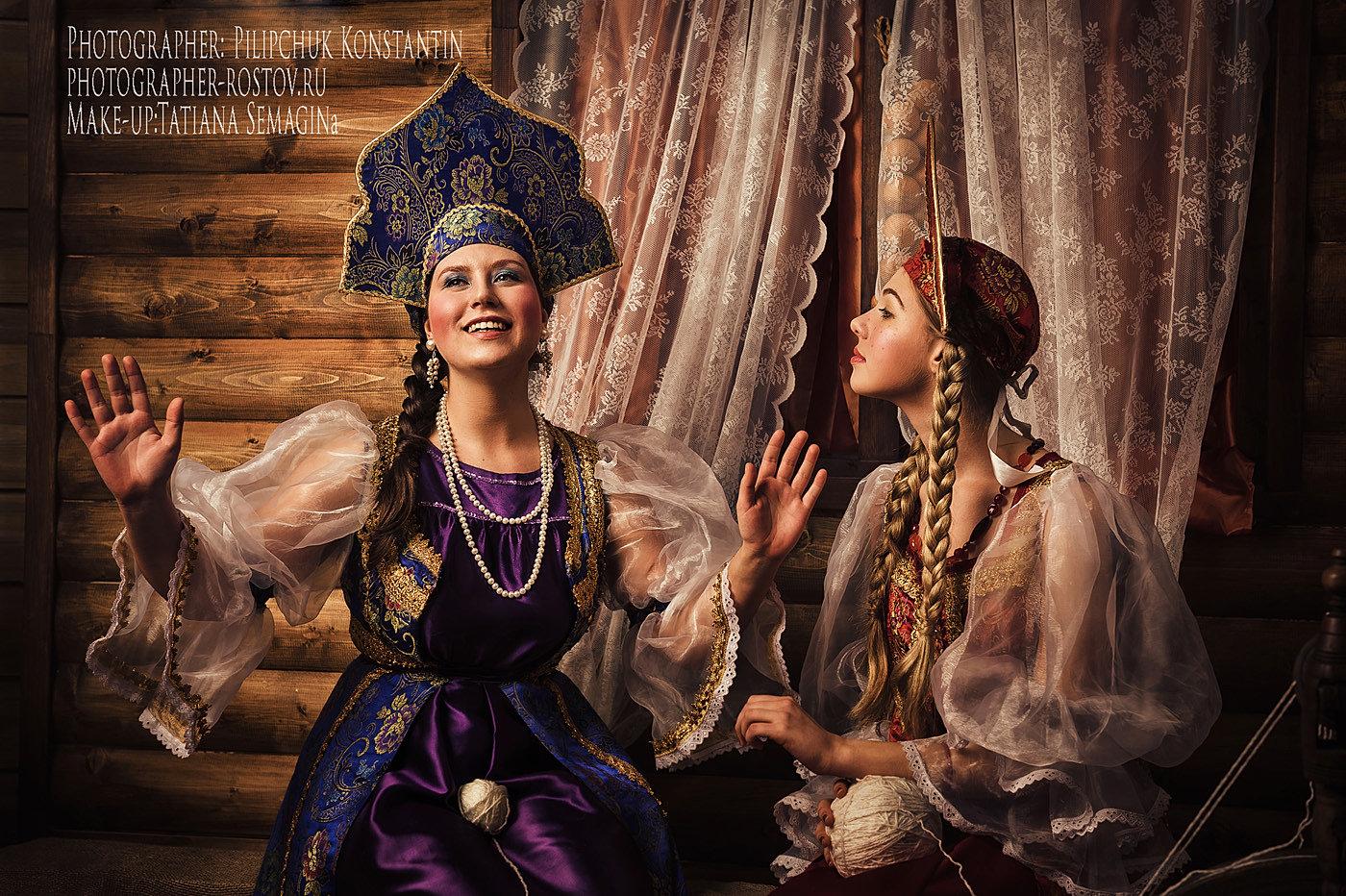 Русские девицы красавица 3 фотография