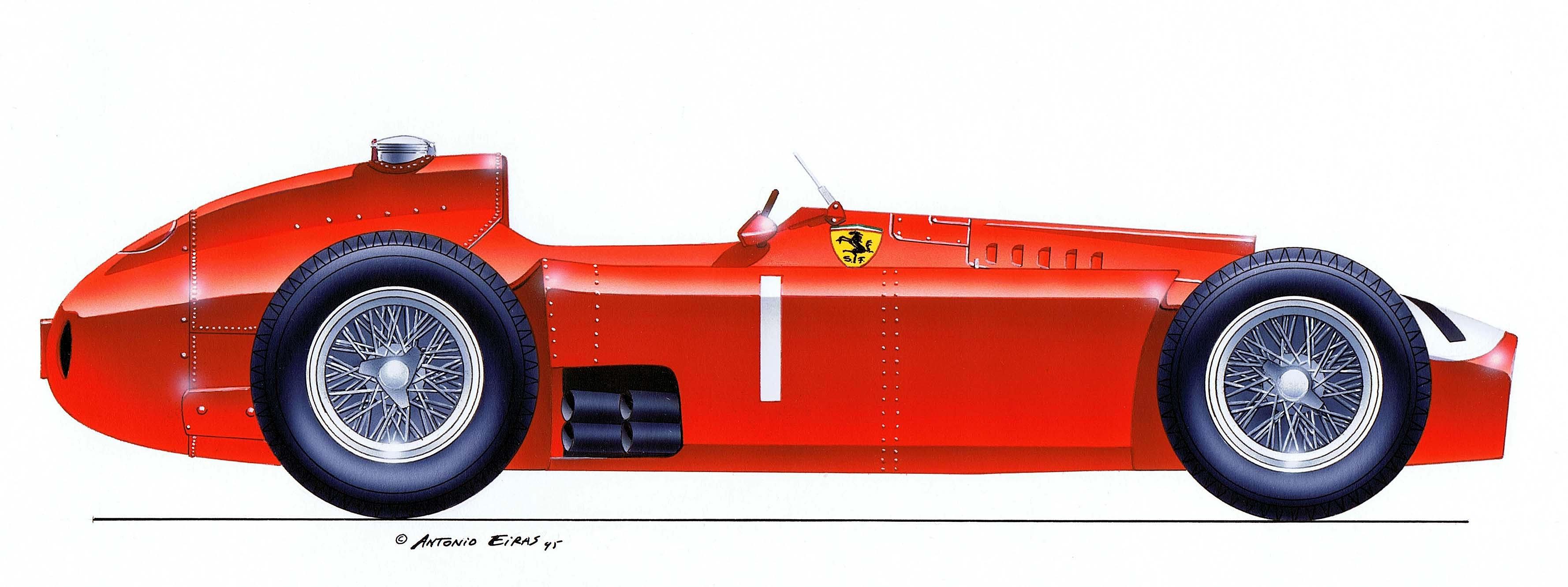 Ant 243 Nio Eiras Lancia Ferrari D50