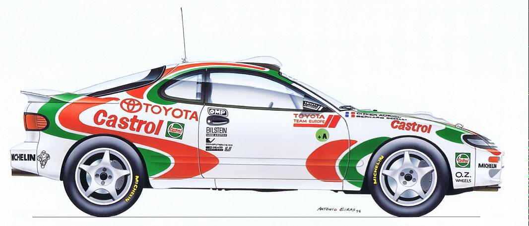 Ant 243 Nio Eiras Toyota Celica Gt 4 2
