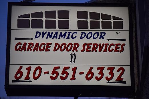 dynamic door llc garage door repair norristown pa