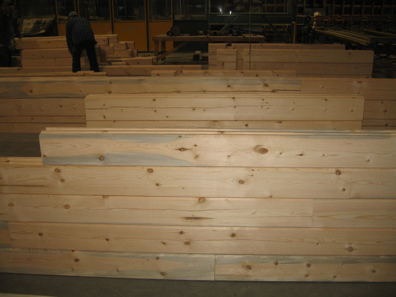 BC Custom Timber Products - Sawmilling cants and timbers ...