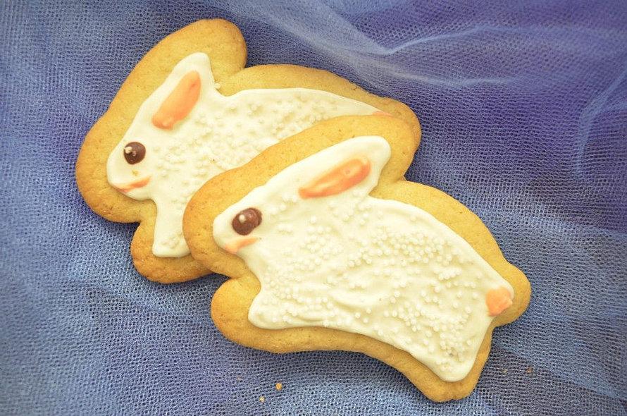 Galletas de conejos