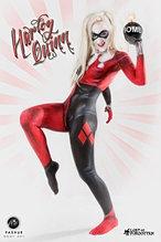 Harley Quinn's the bomb!!