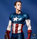Captain America - Stand for Justice