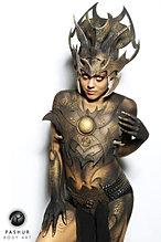 Galactic Warlord Queen