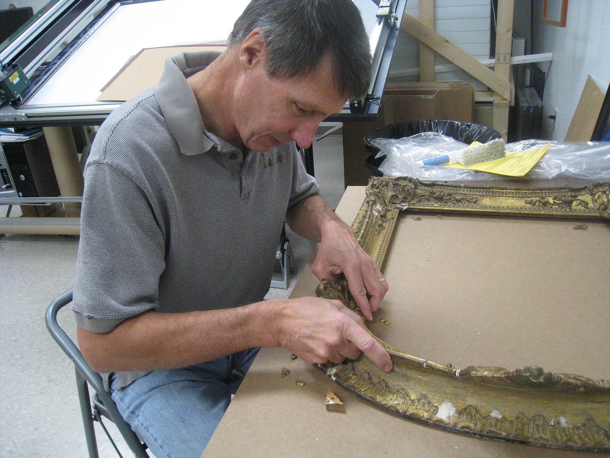 high desert art frame custom picture framing albuquerque photo or bob repairing a framejpg