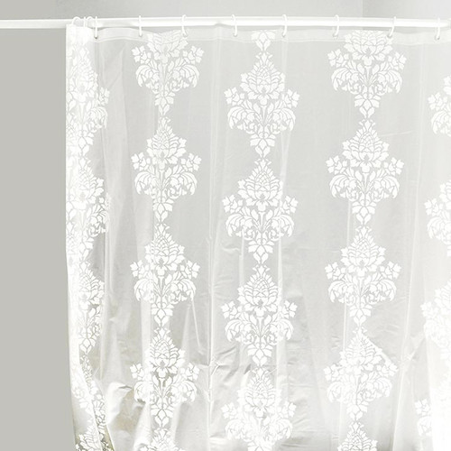 Curtains Ideas black sheer shower curtain : Shower curtains | HATL